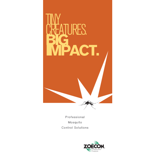 Zoecon Mosquito Control Homeowner Brochure
